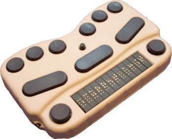 braille billentyűzet