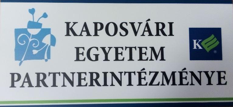 Hivatalosan is a Kaposvári Egyetem partnerintézménye lettünk_1