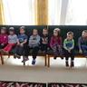 Az iskola -előkészítő csoport elősször járt könyvtárban