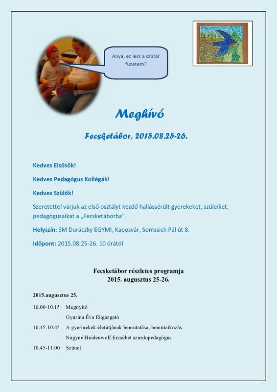Meghívó - Fecsketábor 2015 (1)