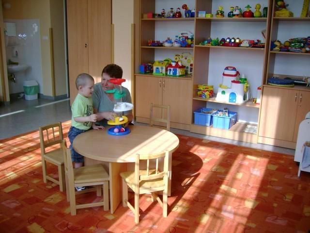 Minden korosztály igényeit kielégítő fejlesztő helyiség
