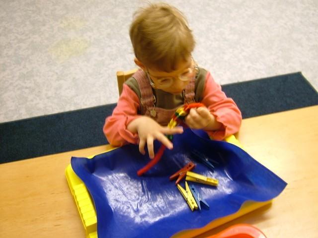 Látássérült gyermek egyéni rehabilitációja