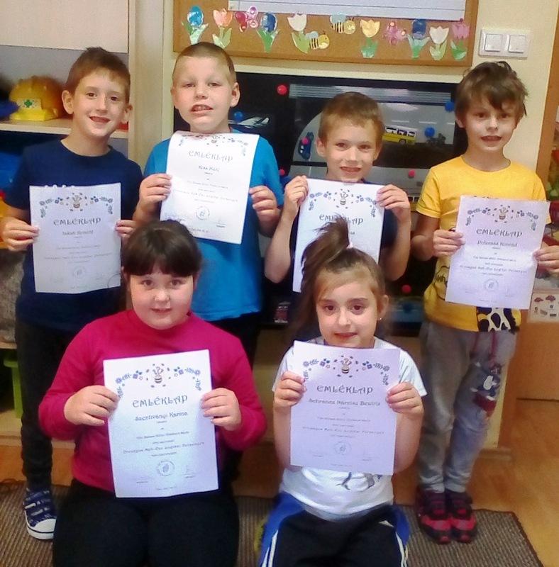 Óvodásaink részt vettek a Méh-Ész Logikai versenyen_1